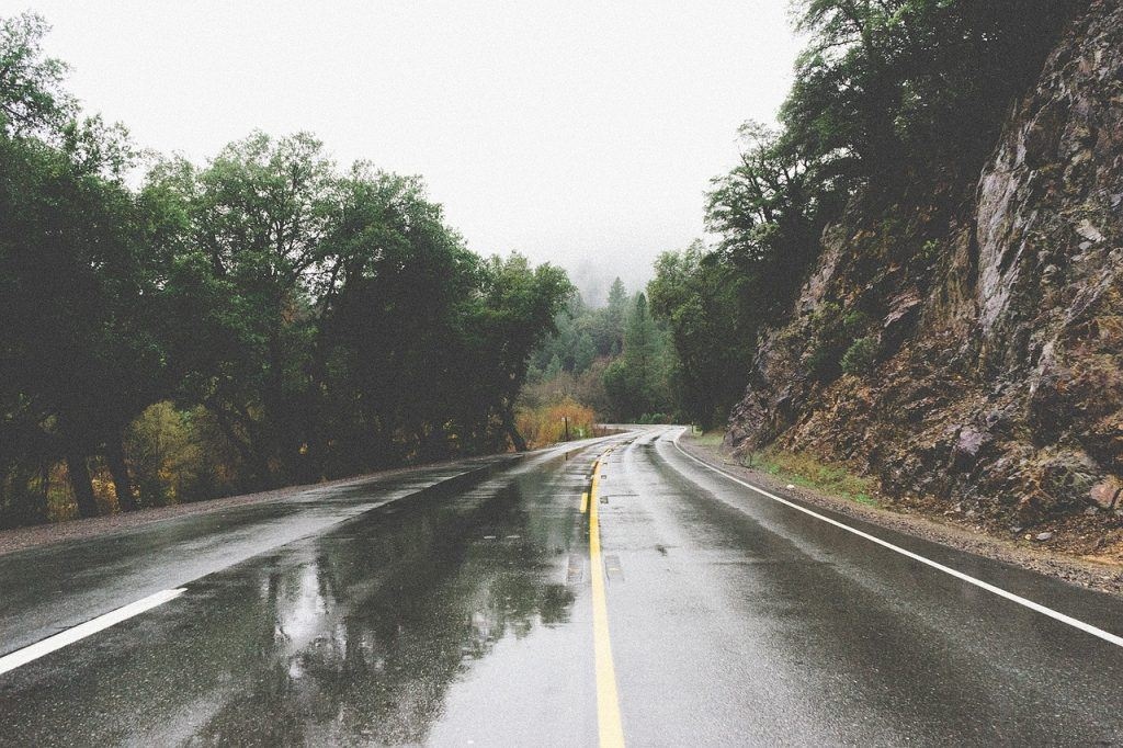 Risks of Hydroplaning and Traumatic Injuries