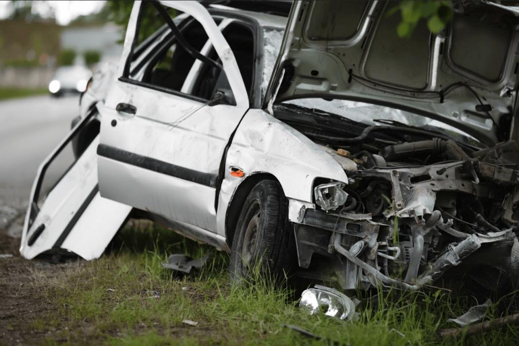 Chico Car Crash
