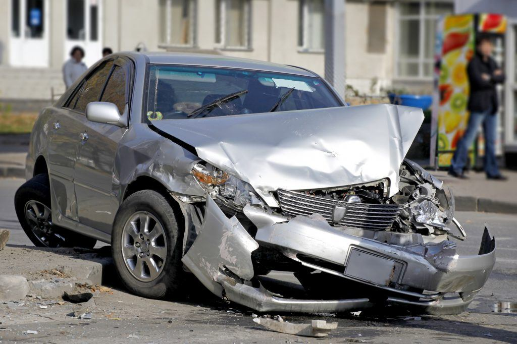 Drowsy Driving Reported in Tracy Car Accident