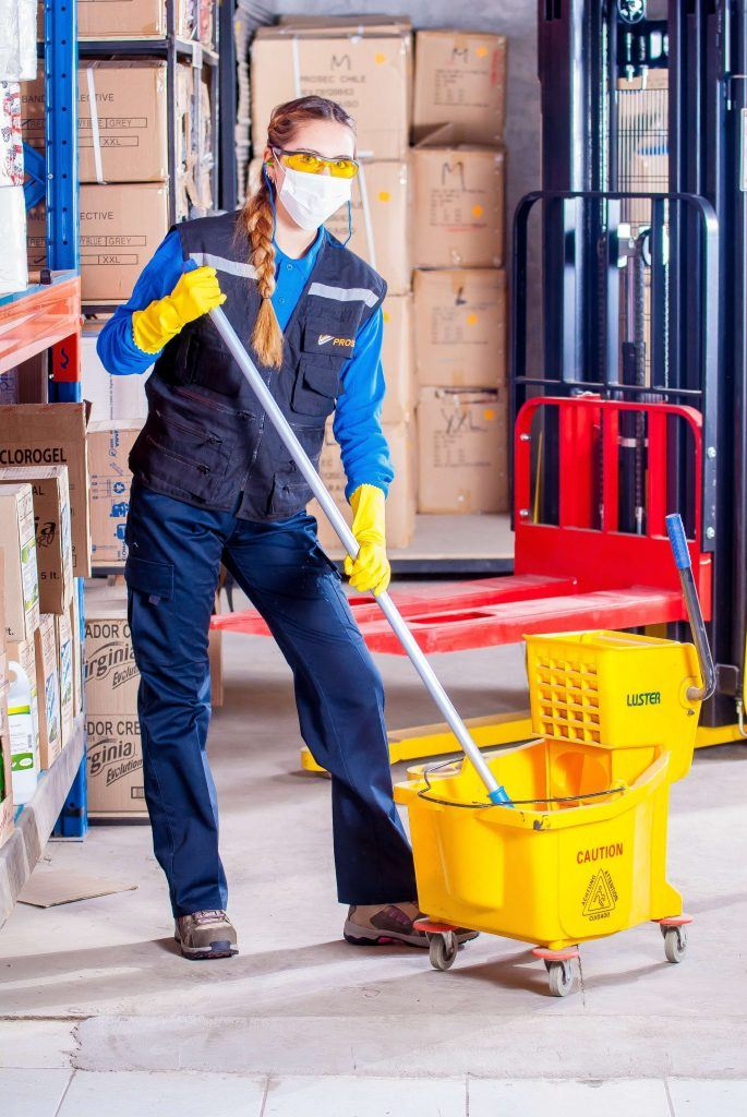Occupational Hazards Faced by Cleaning Workers
