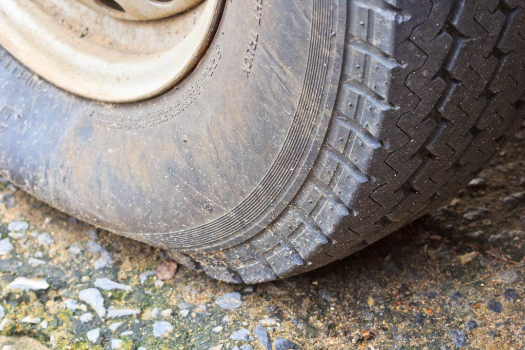 Tires Can Cause Serious Injuries