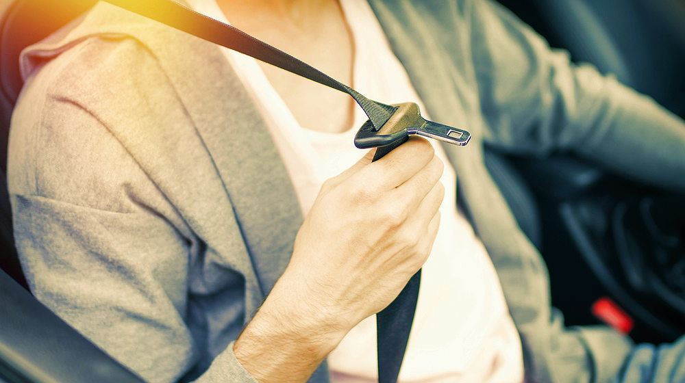 Feature | Seat Belts Safety And Failure