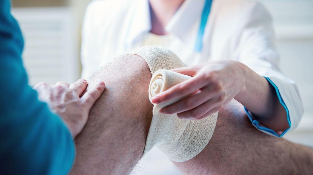 Patella Injury | Have Your Knees Been Injured By The Dashboard?