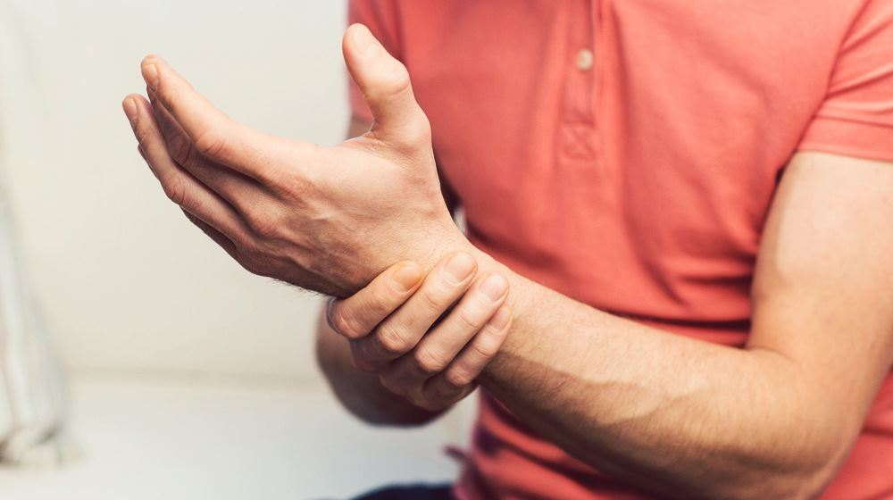 Traumatic Carpal Tunnel Syndrome