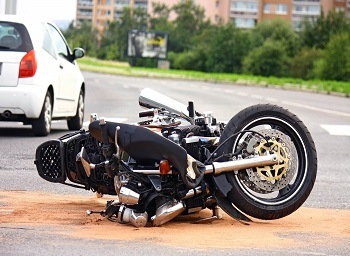Biker Injured in Folsom Crash