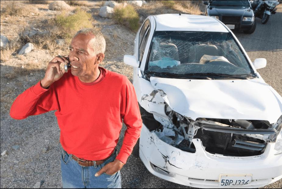 Eureka Car Accident Statistics