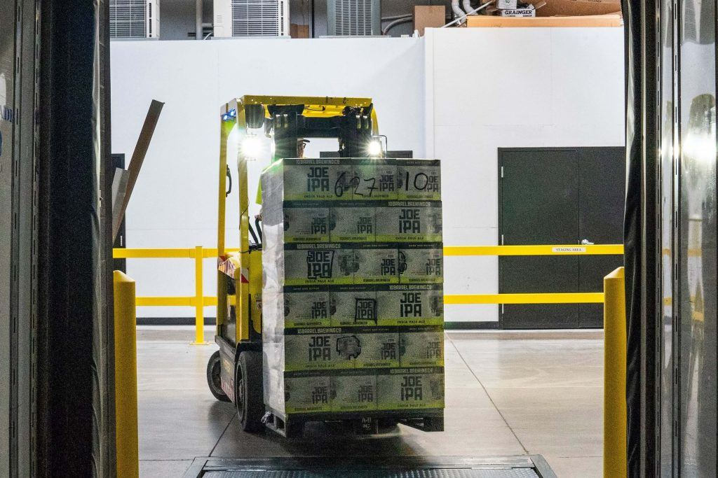 Potential Accident Risks While Operating a Forklift
