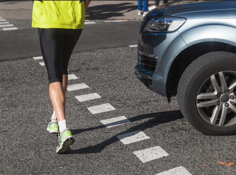 Redding Crash Leaves Pedestrian Seriously Hurt