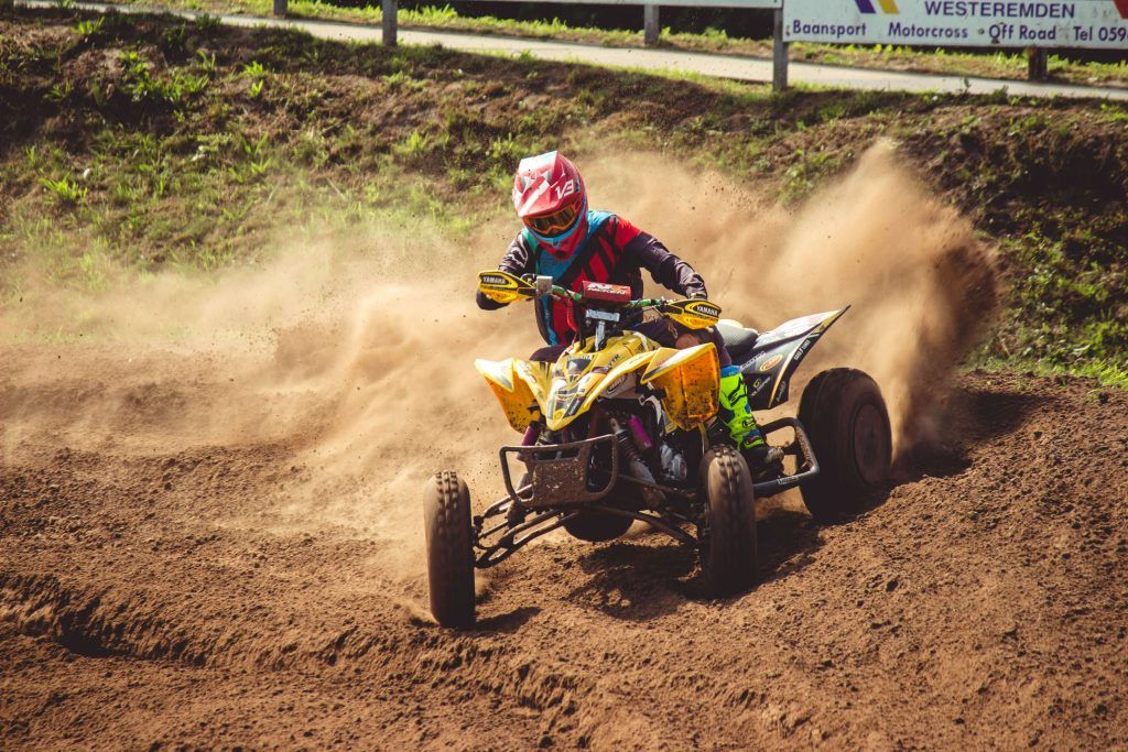Spinal Cord Damage in ATV Accidents