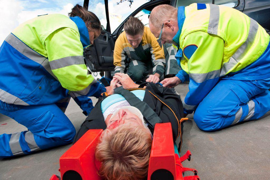Acute Abdomen Injuries