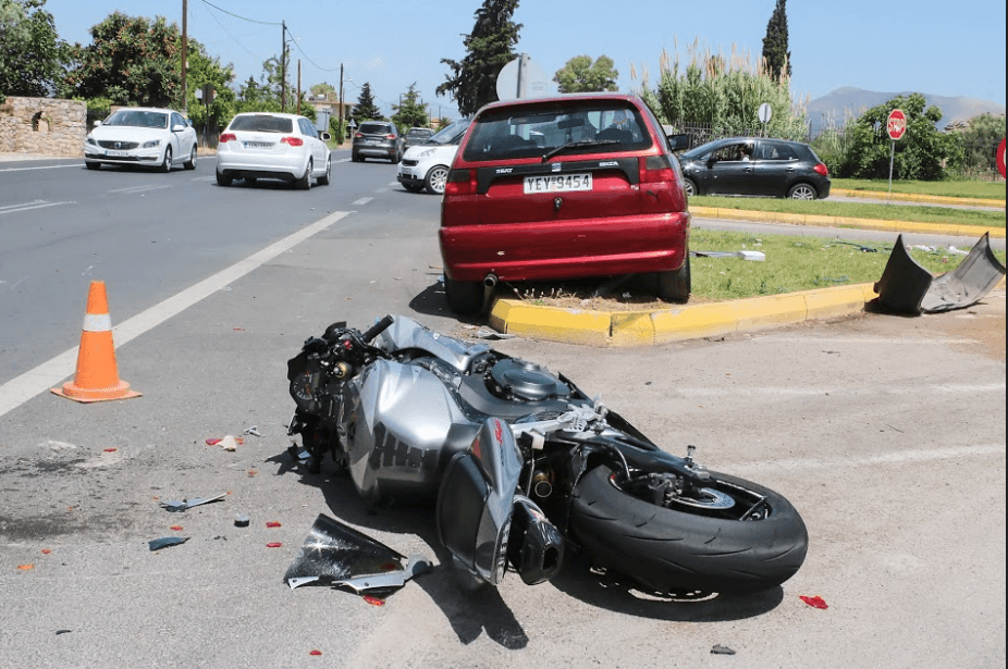Auto Accident Injures Vallejo Motorcyclist