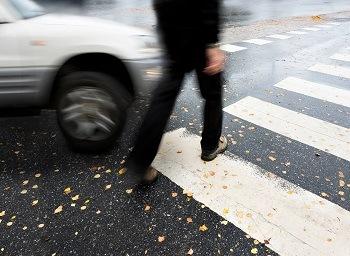 Carmichael Pedestrian Injury