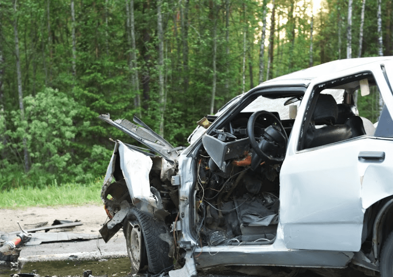 Fatal Crash Hospitalizes Chico Resident