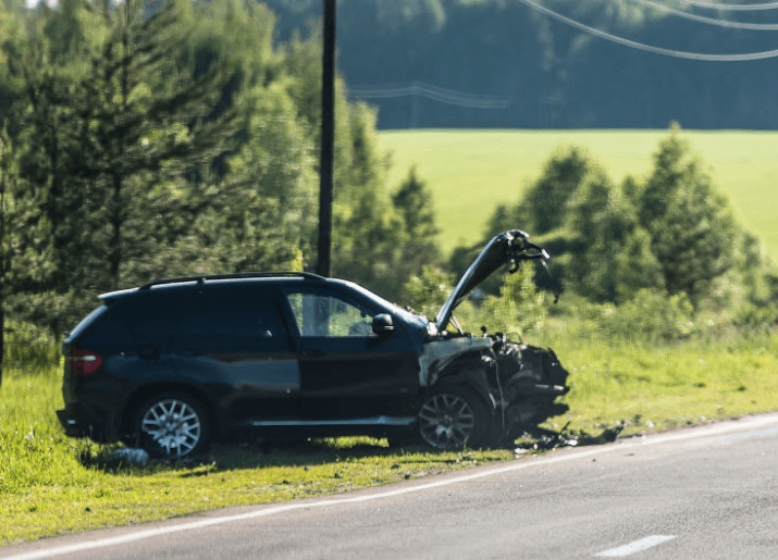 Grass Valley Highway Crash Injures Two
