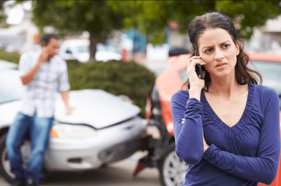 Handling Paradise Car Accidents