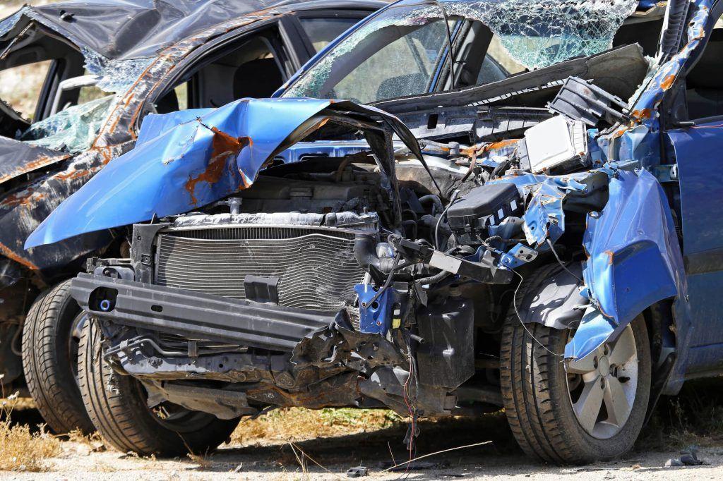 Modesto DUI Crash Seriously Injures Four