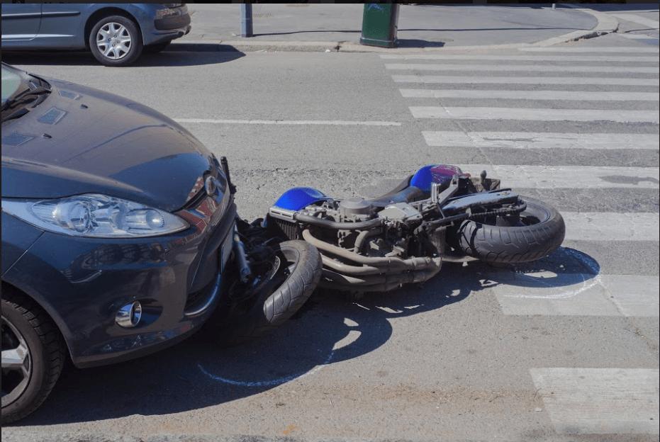 Paradise Motorcycle Crash Causes Life-Threatening Injuries