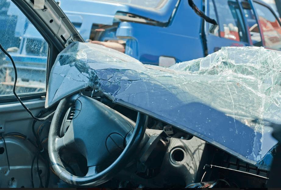 Redding Dump Truck Crash Hospitalizes One