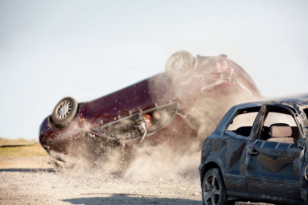 Rollover Accidents Causing Ejections