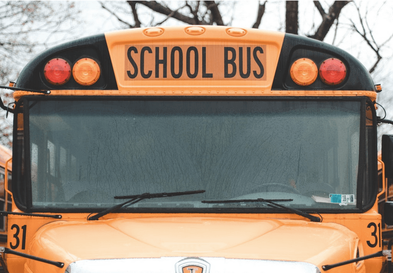 Auburn School Bus Crash Injures Two