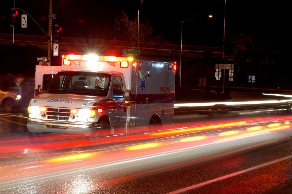 Man Killed Near Highway 50
