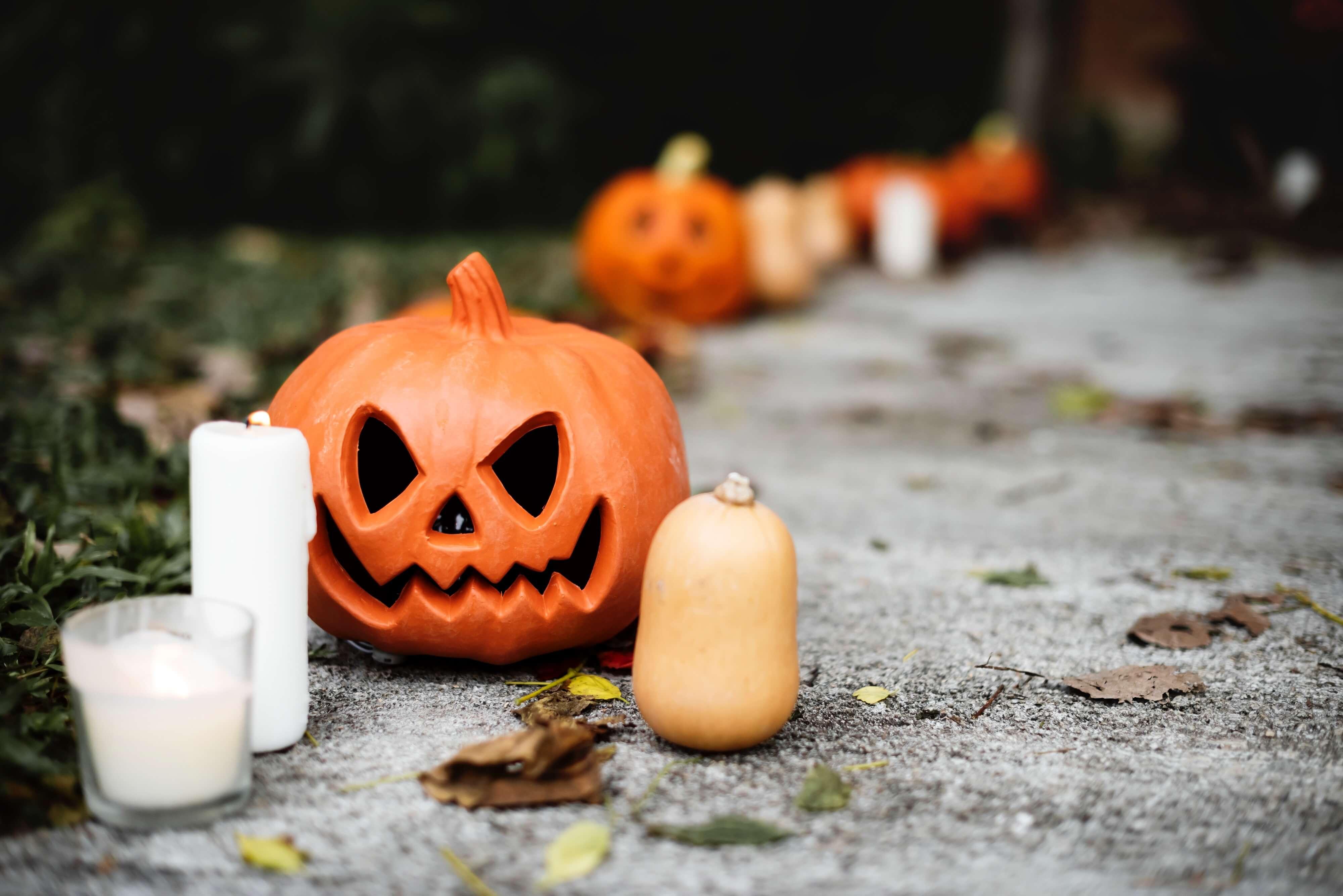 October 2018 Modesto Halloween Event Calendar