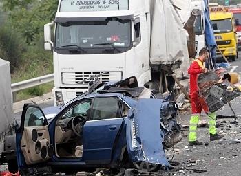 Rosemont Truck Crash