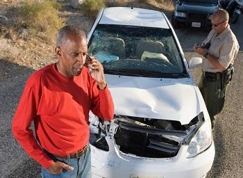 Roseville Car Crash Negligence