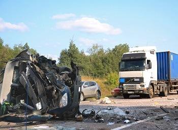 Sacramento Truck Crash