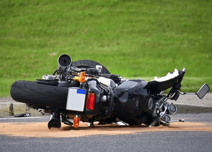 Woodland Motorcycle Accident Data
