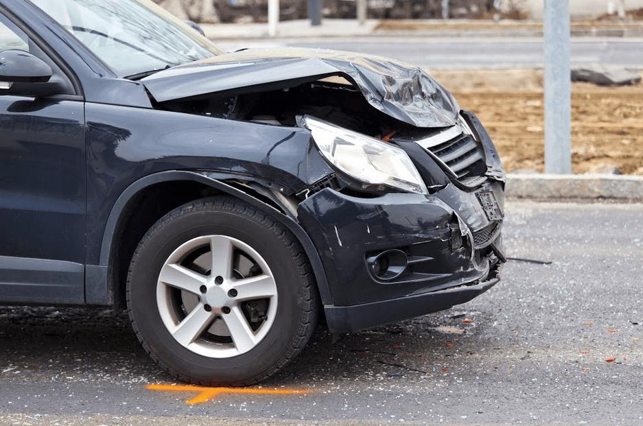 Yuba City Crash Hospitalizes Two