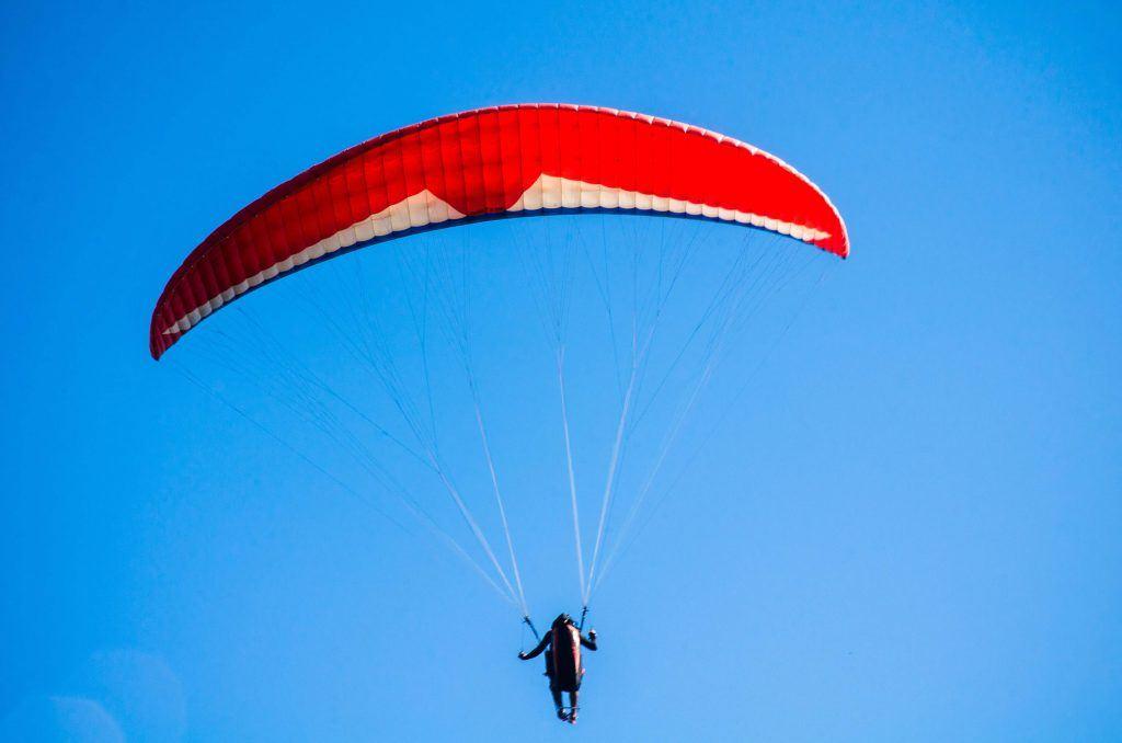 Skydiver Killed During Jump in Lodi
