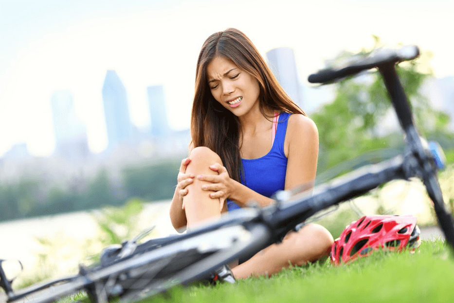 Common Auburn Bicycle Injuries