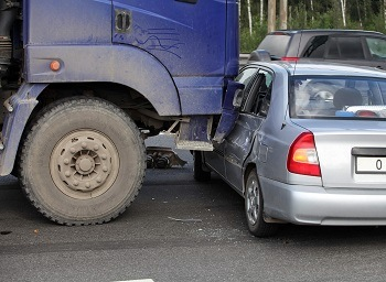 El Dorado Hills Truck Crash