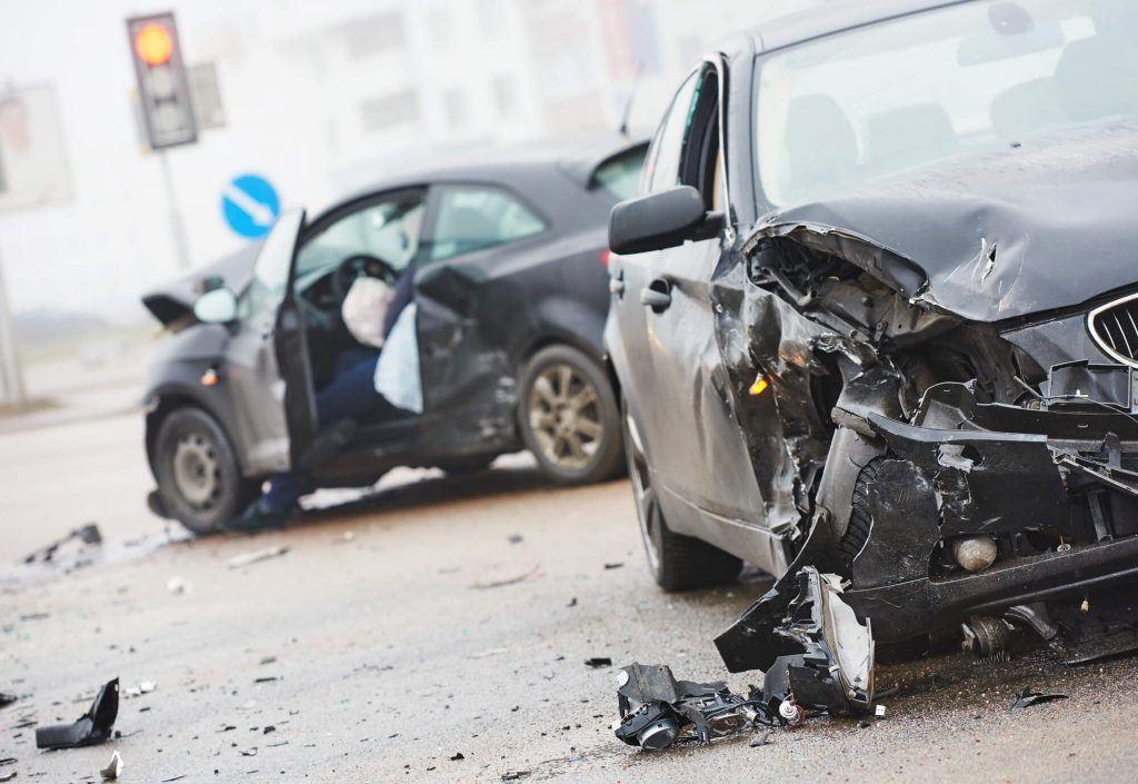 Fresno Multiple Vehicle Accident