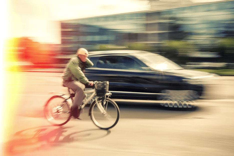 Major Injury Redding Bicycle Collision