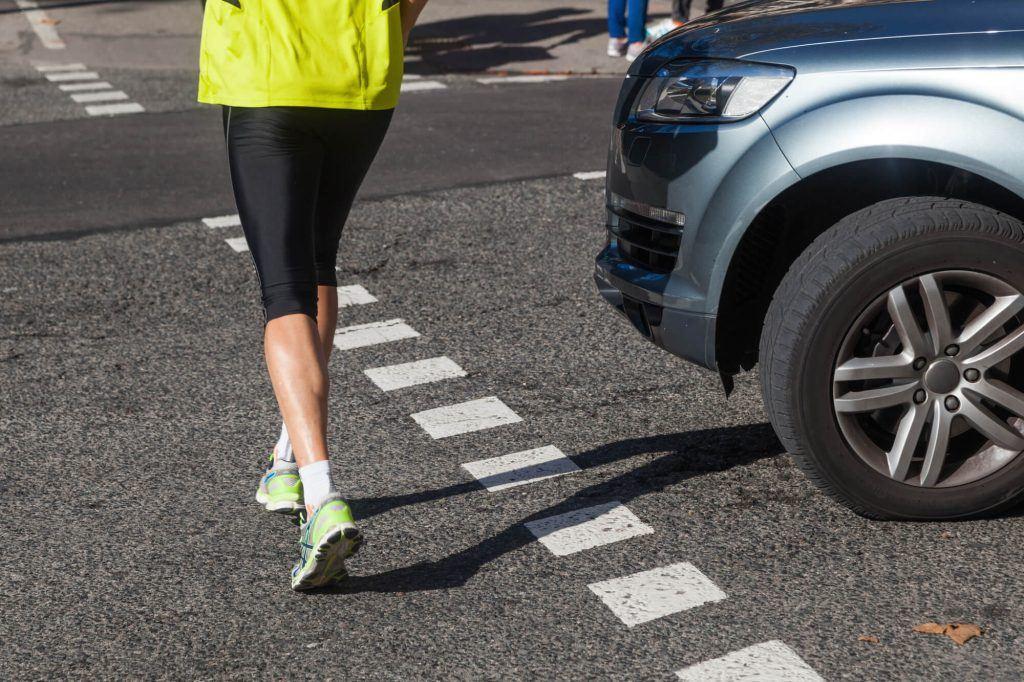 Pedestrian Accident Injures Woman Near Fresno