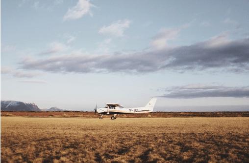 Two Identified Following Redding Plane Crash