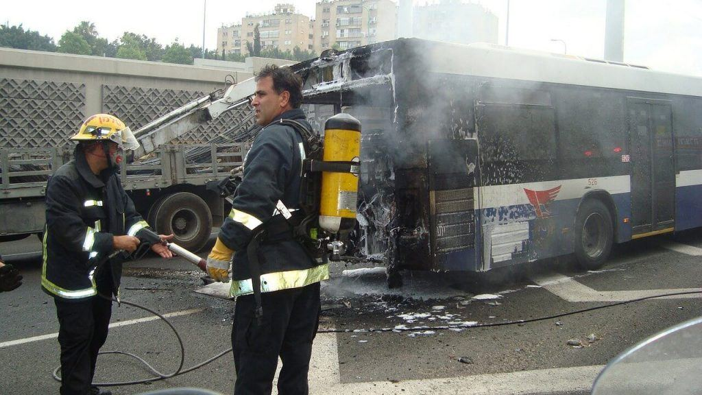 bus crash sacramento