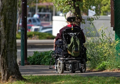 Sacramento Wheelchair Pedestrian Accident