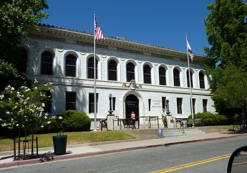 Diamond Springs County Courthouse