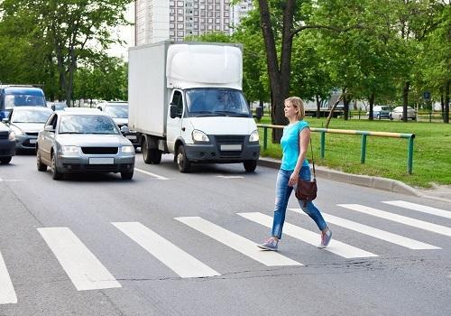 Folsom Pedestrian Fatality on Blue Ravine Road