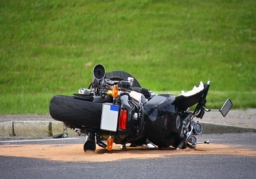 Arden Arcade Motorcycle Crash on Hurley Way