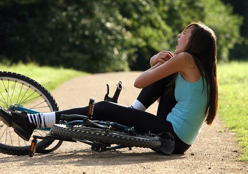 North Highlands Bicycle Crash