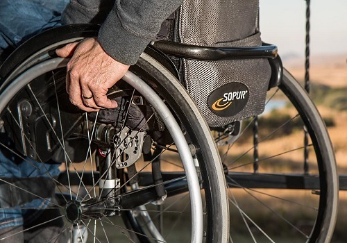 Sacramento Wheelchair Pedestrian Injured