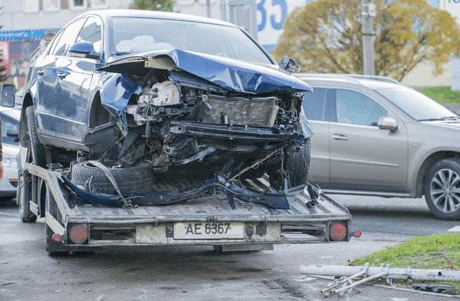 Single Vehicle Vacaville Crash Kills One