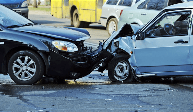 Sacramento Two-Vehicle Crash on Bradshaw Road