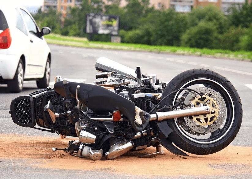 Motorcyclist Hospitalized After Eureka Crash