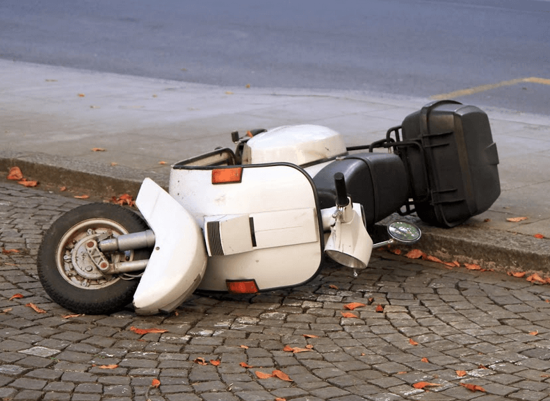 Common Winters Motorcycle Accidents