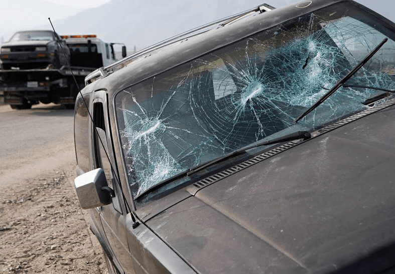 Truckee Car Accident Damages